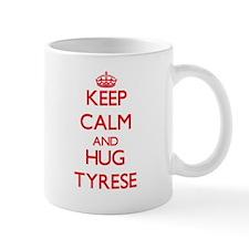 Keep Calm and HUG Tyrese Mugs