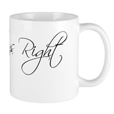 mrs always right Mug