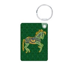 Jewel Art Horse Keychains