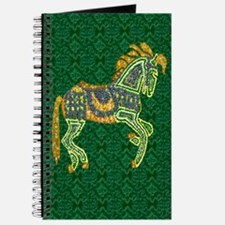 Jewel Art Horse Journal
