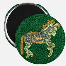 "Jewel Art Horse 2.25"" Magnet (10 pack)"
