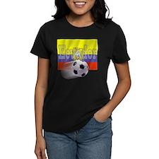 Soccer Flag Ecuador Tee