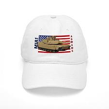 M1A1 Abrams Baseball Baseball Cap