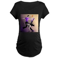 Cha Cha Maternity T-Shirt