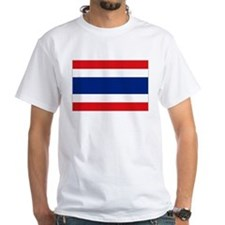 Thailand Flag Shirt