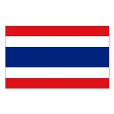 Thailand Flag Decal