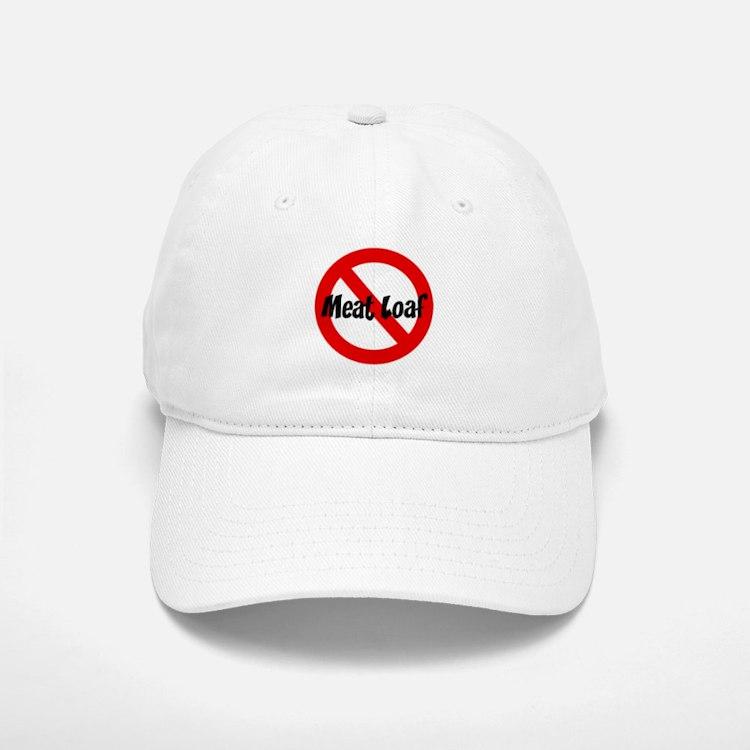 Anti Meat Loaf Baseball Baseball Cap