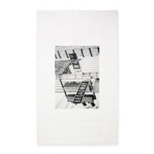 NY Broadway Times Square - 3'X5' Area Rug