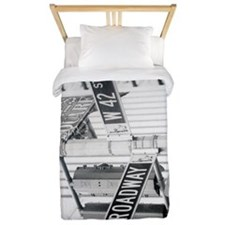 NY Broadway Times Square - Twin Duvet