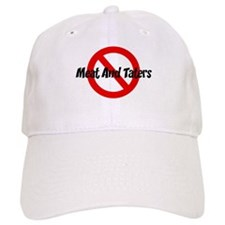 Anti Meat And Taters Baseball Cap