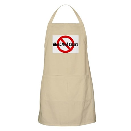 Anti Meat And Taters BBQ Apron