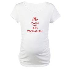 Keep Calm and HUG Zechariah Shirt