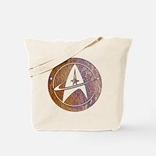 Copper Trek Tote Bag