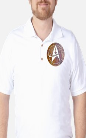 Copper Trek Golf Shirt