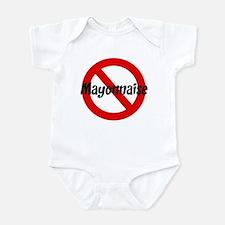 Anti Mayonnaise Infant Bodysuit