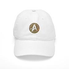 Hammered Copper Star Trek Baseball Baseball Cap