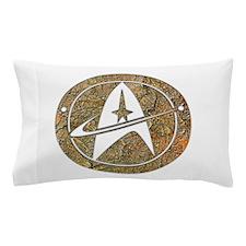 Hammered Copper Star Trek Pillow Case
