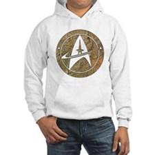 Hammered Copper Star Trek Hoodie