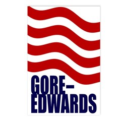 Gore-Edwards (Pack of 8 Postcards)