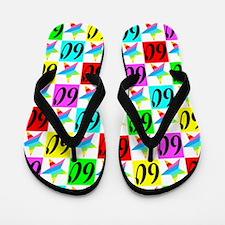 60TH DIVA Flip Flops