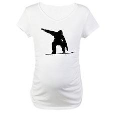 Snowboarder Silhouette Shirt