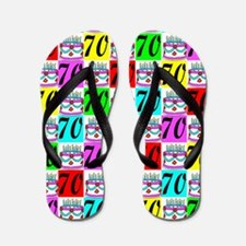 DARLING 70TH Flip Flops