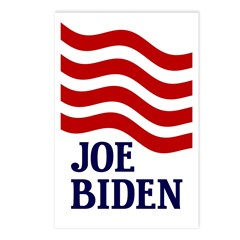 Joe Biden Flag Postcards (Package of 8)