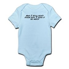 So much know Infant Bodysuit