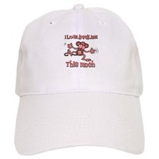 I love Annalise this much Baseball Cap