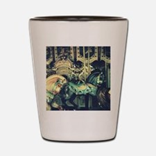 Carousel Shot Glass