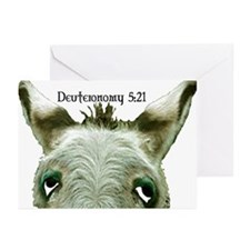 DEUTERONOMY Greeting Cards (Pk of 10)
