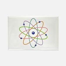 Atom Model Magnets