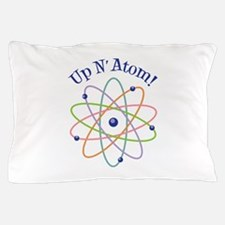 Up N Atom! Pillow Case