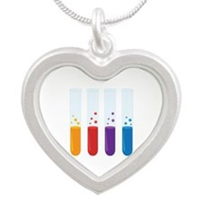 Chemistry Test Tubes Necklaces