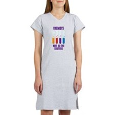 CHEMISTS HAVE ALL THE SOLUTIONS Women's Nightshirt