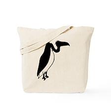 Shadow Buzzard Tote Bag