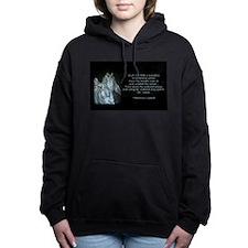 Silver Hooded Sweatshirt