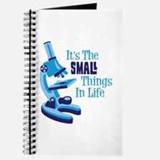 Its The SMALL Things In Life Journal