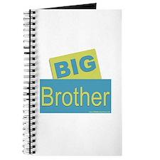Big Brother bluegreen Journal
