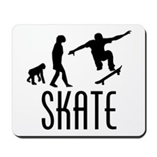 Skate Evolution Mousepad