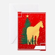 Quarter Horse Greeting Cards
