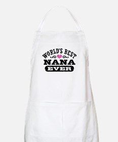 World's Best Nana Ever Apron