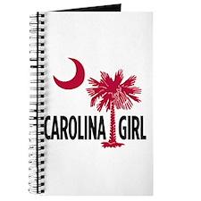 Garnet Carolina Girl 2 Journal