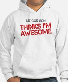 God Son Awesome Hoodie