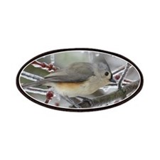 Tufted Titmouse Patches
