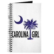 Purple Carolina Girl 2 Journal