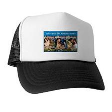Velvet Lies (Books 1-3) Trucker Hat