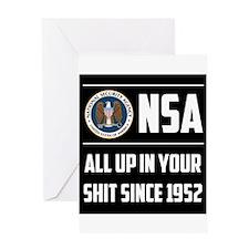 NSA Greeting Cards