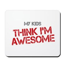 Kids Awesome Mousepad