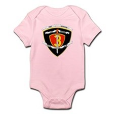 SSI - 1st Battalion - 3rd Marines Infant Bodysuit